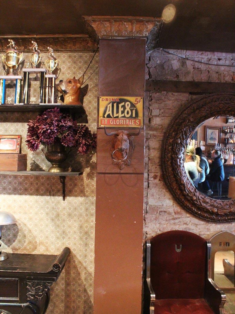 Floyds Bar in Brooklyn